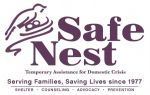 image of the logo for Safe Nest