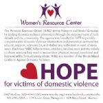 image of the logo for The Women's Resource Center