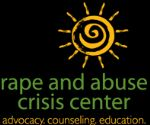 image of the logo for Rape and Abuse Crisis Center