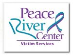 image of the logo for Peace River Center, Victims' Services Department