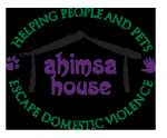 image of the logo for Ahimsahouse