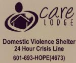 image of the logo for Care Lodge Domestic Violence Shelter