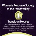 image of the logo for Mission Transition House - Women's Resource Society of the Fraser Valley
