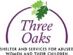 image of the logo for Three Oaks Shelter and Services