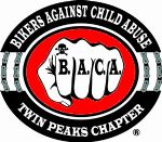 image of the logo for B.A.C.A. Twin Peaks Chapter