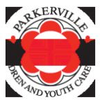 image of the logo for Parkerville Children and Youth Care Limited