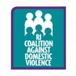 image of the logo for The Rhode Island Coalition Against Domestic Violence
