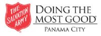 logo of Panama City Salvation Army