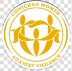 image of the logo for Cowichan Women Against Violence Society
