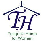 image of the logo for Teague's Home For Women