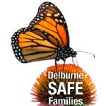 image of the logo for Delburne SAFE Families