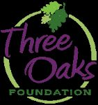 image of the logo for Three Oaks Foundation