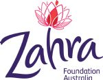 image of the logo for Zahra Foundation Australia