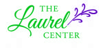 image of the logo for The Laurel Center