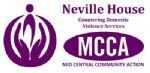 image of the logo for Mid Central Community Action/Neville House