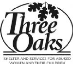 image of the logo for The Three Oaks Foundation