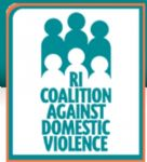 image of the logo for Rhode Island Coalition Against Domestic Violence