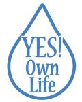 image of logo for YES Own Life