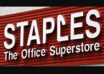 image of logo for Staples