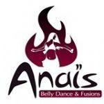 image of logo for Anais Bellydance Studio