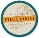 image of logo for Victoria Public Market
