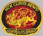 image of logo for Nick Cerio's Kenpo Karate