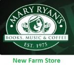 image of logo for Mary Ryan New Farm Bookstore