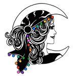 image of logo for Ghawazee Moon Bellydance