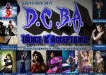 image of logo for DCBA dance & acceptance