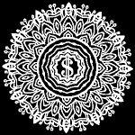 image of logo for Sacred Money Studios Prosperity Pie Shoppe