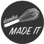image of logo for Danika Made It