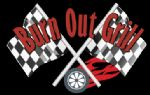 image of logo for Burnout Grill Milliken Co