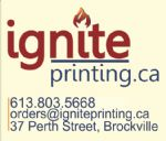 image of logo for Ignite Printing