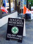 image of logo for Soulful Memories