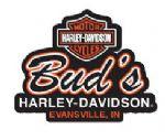 image of logo for Bud's Harley-Davidson
