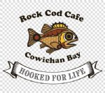 image of logo for Rock Cod Cafe