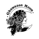 image of logo for Ghawazee Moon Bellydance
