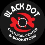image of logo for Black Dot Cultural Center and Book Store