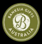 image of logo for Banksia Gifts Australia