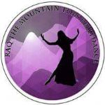 image of logo for Raq The Mountains Tops Bellydance
