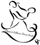 image of logo for Elegance Ballroom Dance Studio